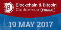 Blockchain & Bitcoin Conference Prague, May 19