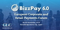 BizzPay 6.0 � European Corporate and Retail Payments Forum, 08-09 November, 2018