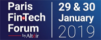 Paris Fintech Forum, 29-30, January, 2019