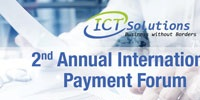2nd Annual International Payment Forum, November 22-23, 2018